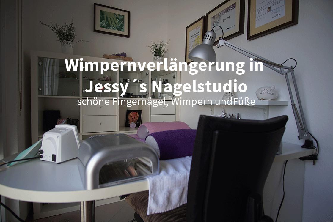 wimpernverl ngerung lange dichte wimpern jessy s nagelstudio. Black Bedroom Furniture Sets. Home Design Ideas